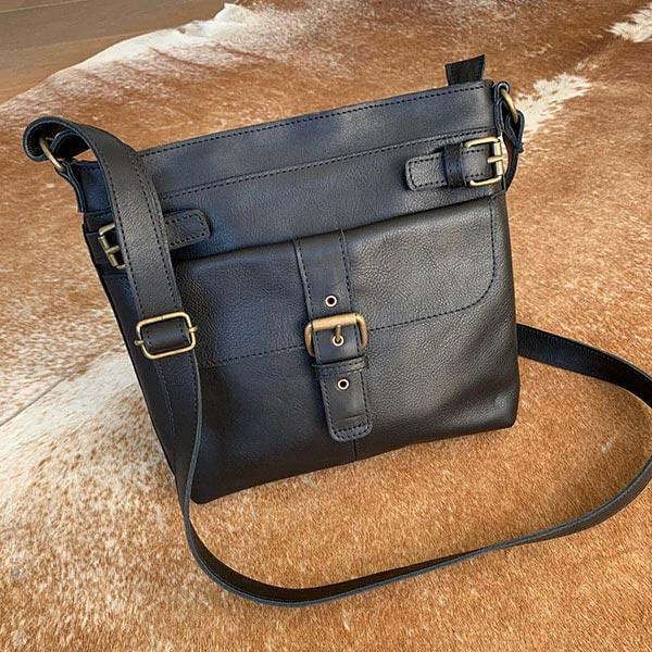 Yellow Duck Saddle Bag